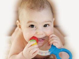 Giai đoạn trẻ mọc răng