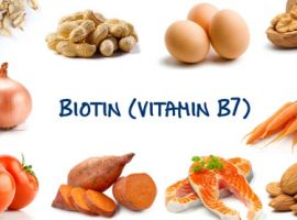 Biotin, thần dược cho mái tóc luôn chắc khỏe
