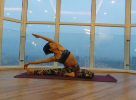 Giảm mệt mỏi, căng thẳng với 3 tư thế yoga