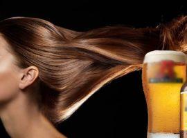 Cách gội đầu bằng bia giúp chăm sóc và phục hồi tóc hư tổn
