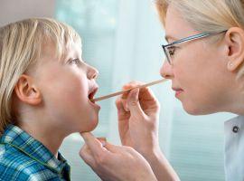 Viêm thanh quản ở trẻ em, bệnh không thể coi thường!