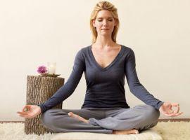 Ngủ ngon nhờ tập yoga