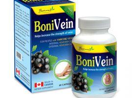 Hỏi: BoniVein vừa trị suy giãn tĩnh mạch chân vừa trị trĩ?
