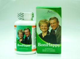 Hỏi: BoniHappy bán ở đâu và dùng thời gian bao lâu?