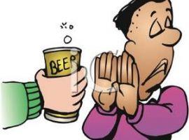 Hỏi: Tửu lượng kém, uống rượu nhanh say