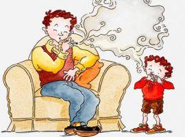 Hút thuốc lá thụ động nguy hiểm như thế nào ?