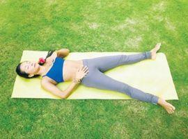 Yoga dành cho người bị gút