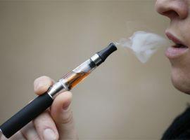 Thuốc lá điện tử gây ung thư cao gấp 15 lần thuốc lá thường