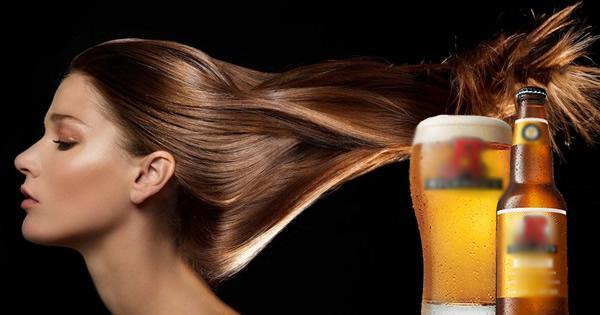 Cách làm tóc dài nhanh trong 3 ngày bằng bia hiệu quả bất ngờ