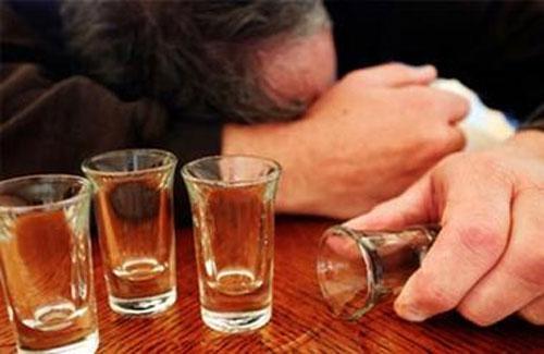 Giã từ rượu để làm lại cuộc đời