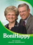 BoniHappy - Giải thưởng sản phẩm vàng vì sức khỏe cộng đ�ng năm 2014