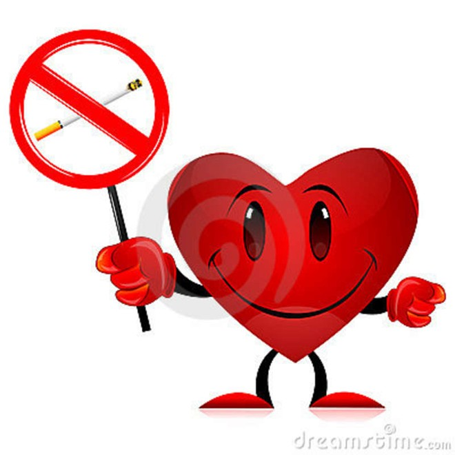 Ảnh hưởng của thuốc lá tới sức khỏe tim mạch