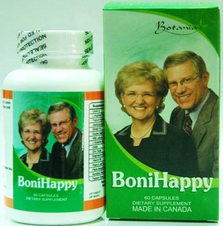 BoniHappy hỗ trợ điều trị bệnh mất ngủ mãn tính