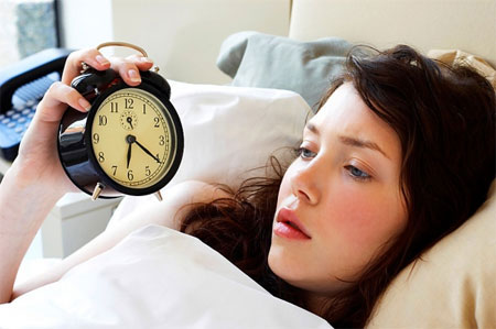 Những đặc điểm cơ thể báo động khi ngủ không ngon