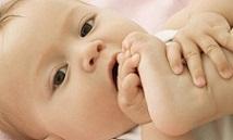 Cách chăm sóc trẻ mọc răng